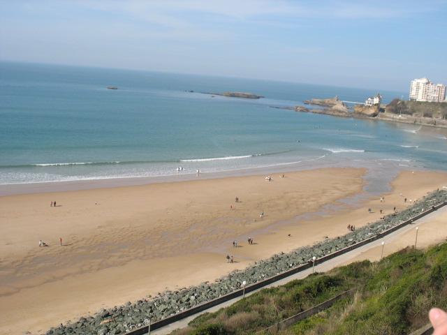 Biarritz Mars 2013