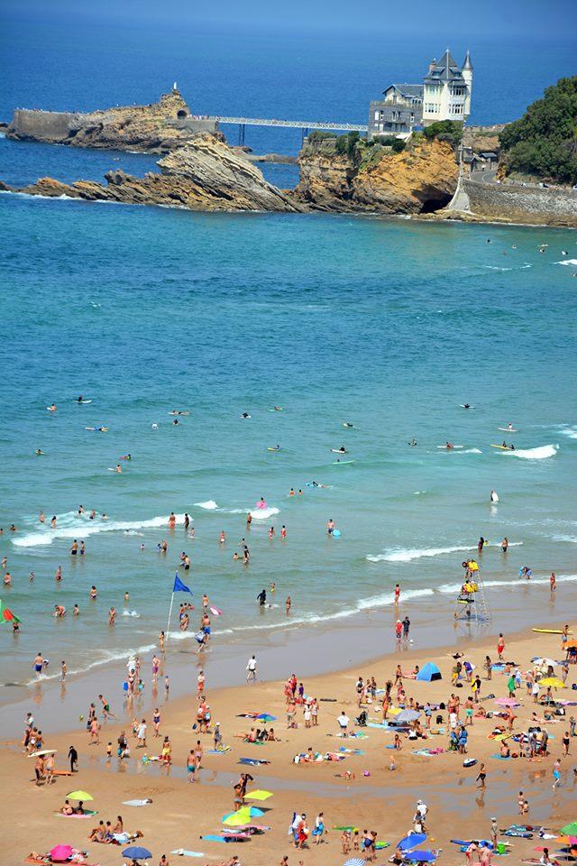 la vila belza Biarritz